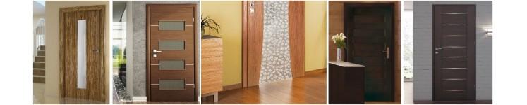 Dveře interiérové (HDF)