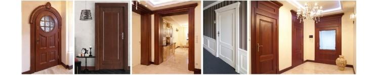 Dveře interiérové (masiv)
